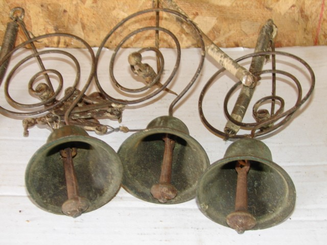 Merveilleux ... Antique Restoration Hardware Door Bell 6a