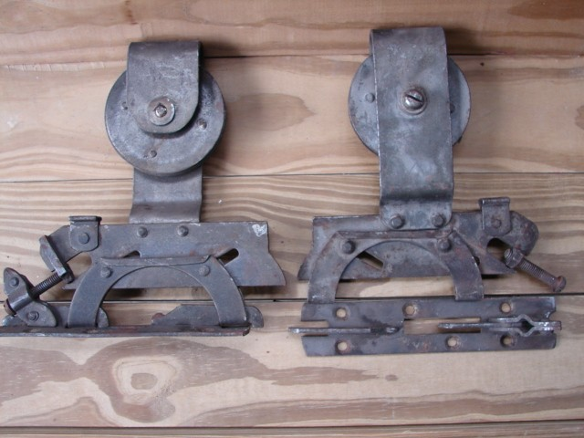 pocket-door-hanger-1 ... - Robinson's Antique Hardware -pocket Door Hangers