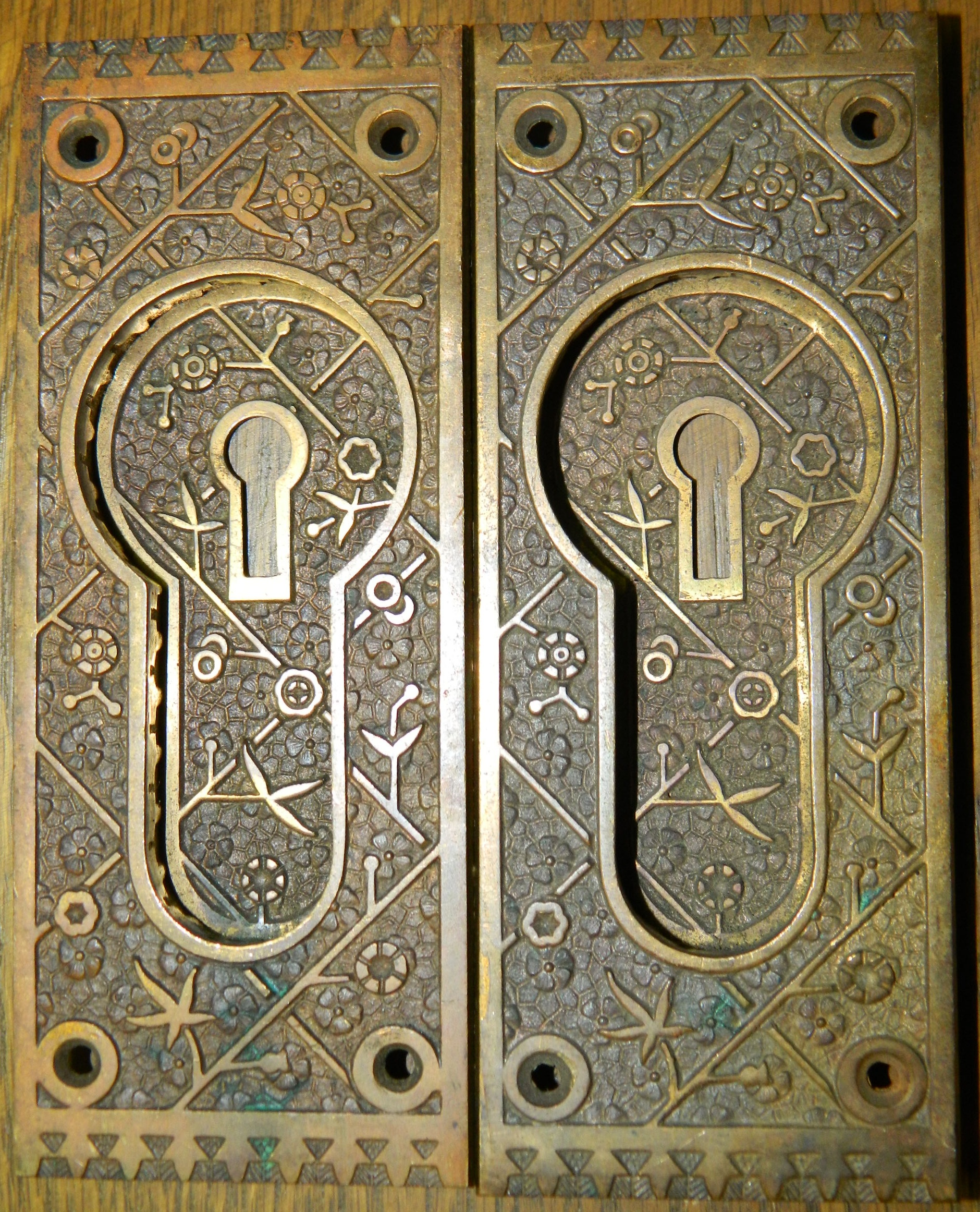 Robinsons Antique Hardware Pocket Door Hardware