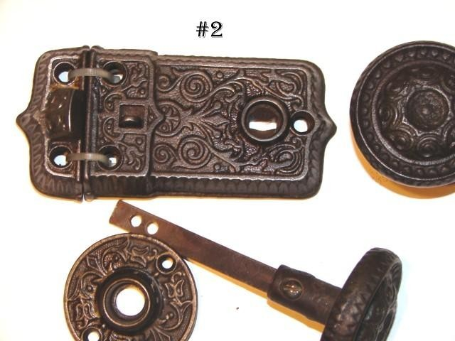 Robinson S Antique Hardware Screen Door Latches