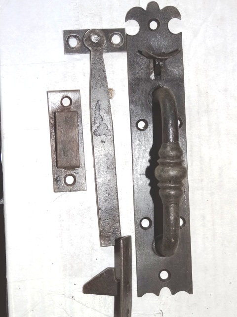 Robinson S Antique Hardware Early Norfolk Thumb Latches