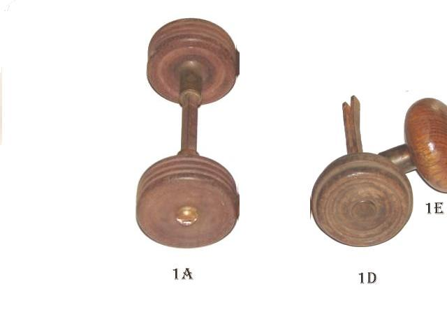 Brass U0026 Iron Knobs, Antique Restoration Hardware