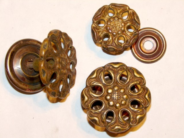 ... Antique Hardware, Restoration Hardware, Drawer Pulls - Antique Hardware Drawer Pull Handle