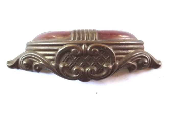 Robinson's Antiques Antique Hardware-Art Deco Drawer Pulls