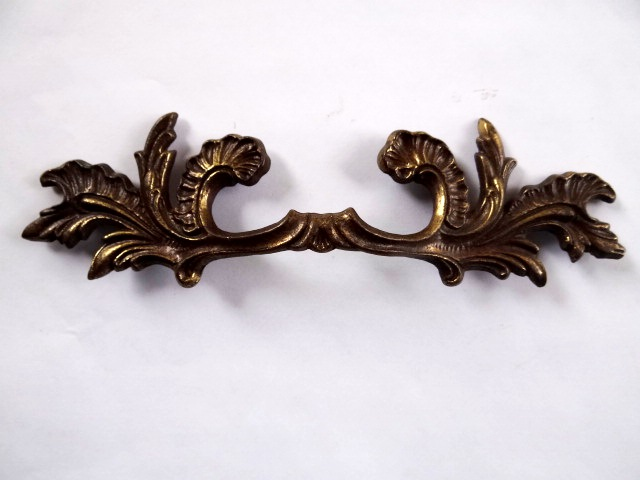 Item French15 Antique Hardware Restoration Drawer Pulls