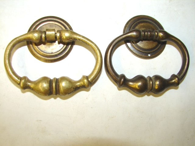 Bail Pulls For Furniture Robinson's Antique Hardware - Mission Arts & Crafts Style Drawer Pulls