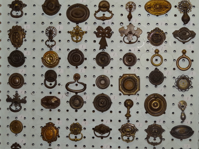 Board #26 · Antique Hardware, Restoration Hardware, Drawer Pulls