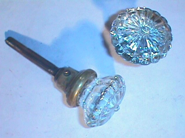 Robinson\'s Antique Hardware - glass door knobs