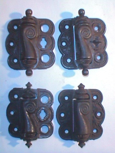 Item #SDHINGE17 · Antique Restoration Hardware, Hinge - Robinson's Antique Hardware -Screen Door Hinges