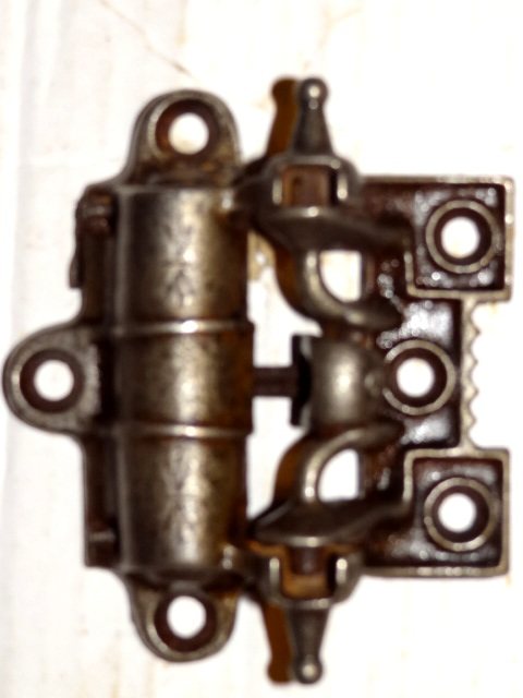 ... Superior Unusual Door Hinges #12   Antique Restoration Hardware, ...