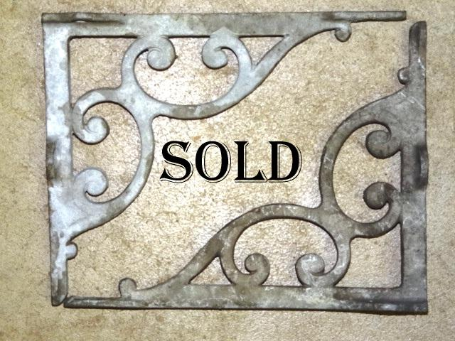 Antique Restoration Hardware, Shelf Bracket